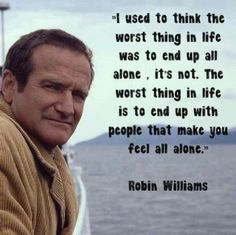 Alone-RobinWilliams